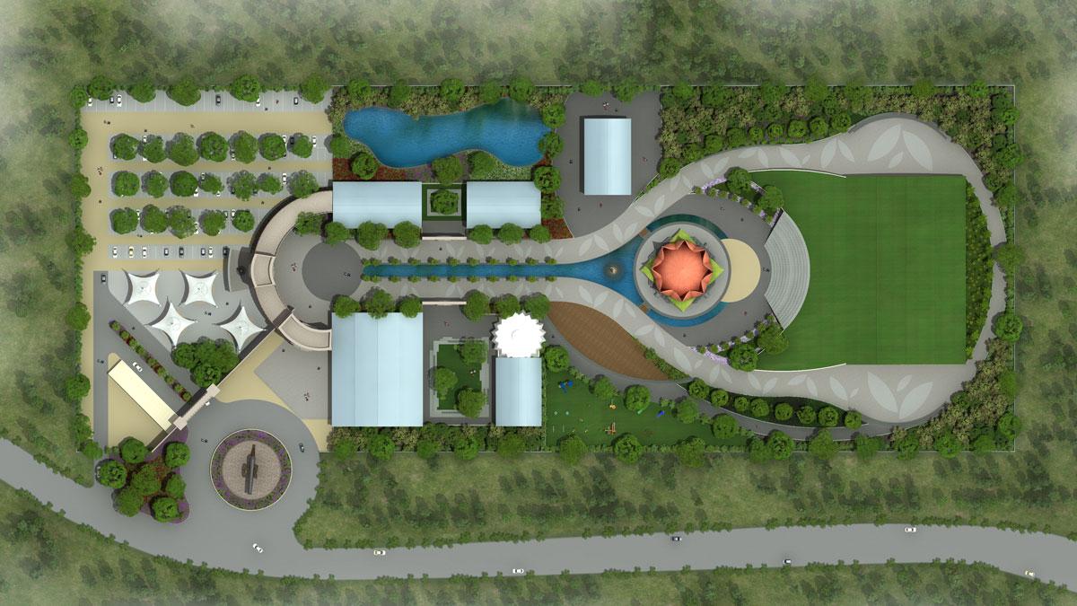 Guardian Gopinath Munde Park