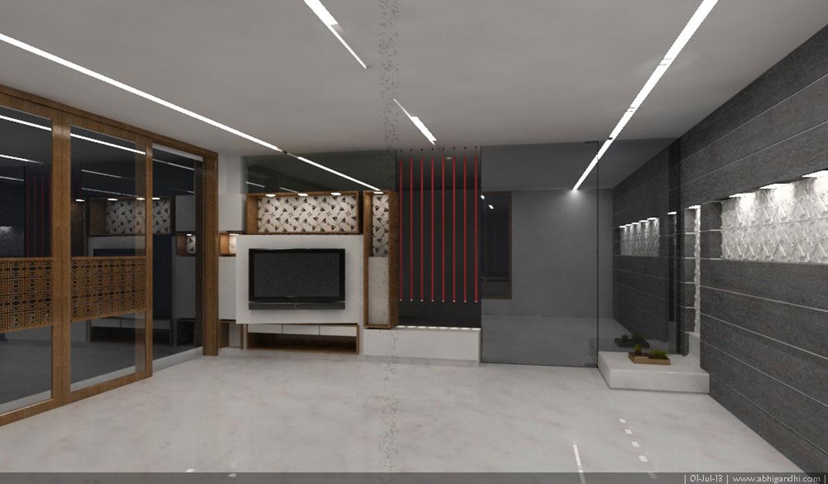 Samyak_Changedia Bungalow Interiors_Living_a04