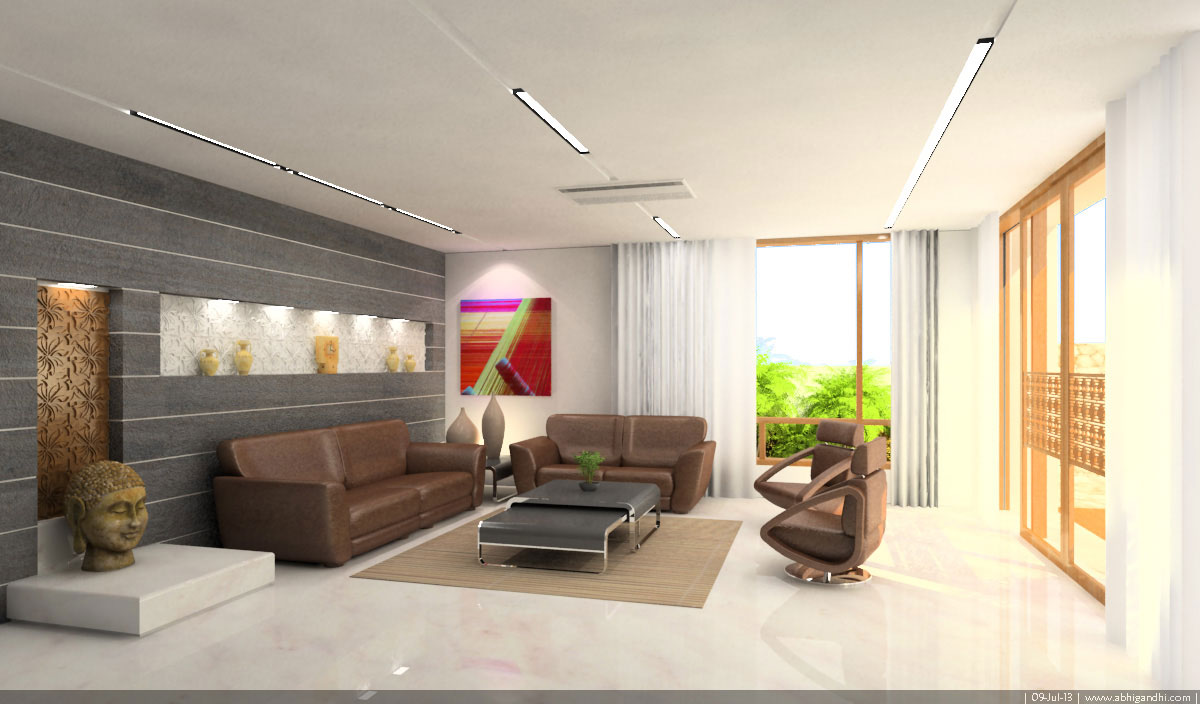 Samyak_Changedia Bungalow Interiors_Living_b07