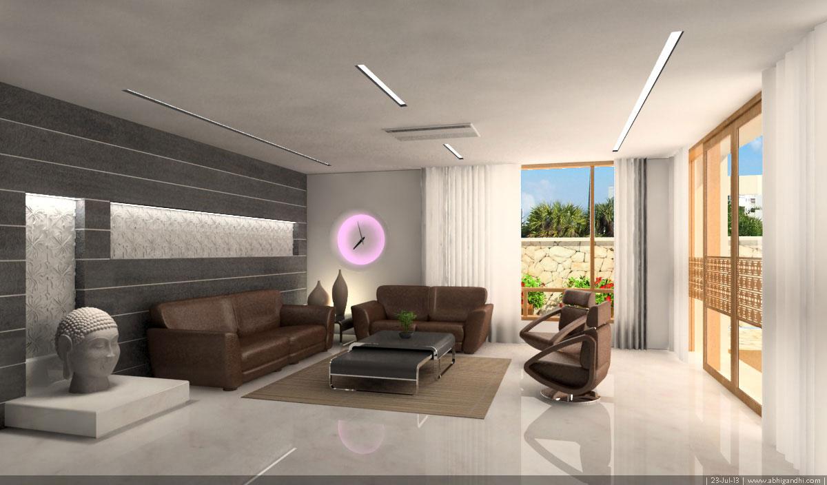 Samyak_Changedia Bungalow Interiors_Living_c02