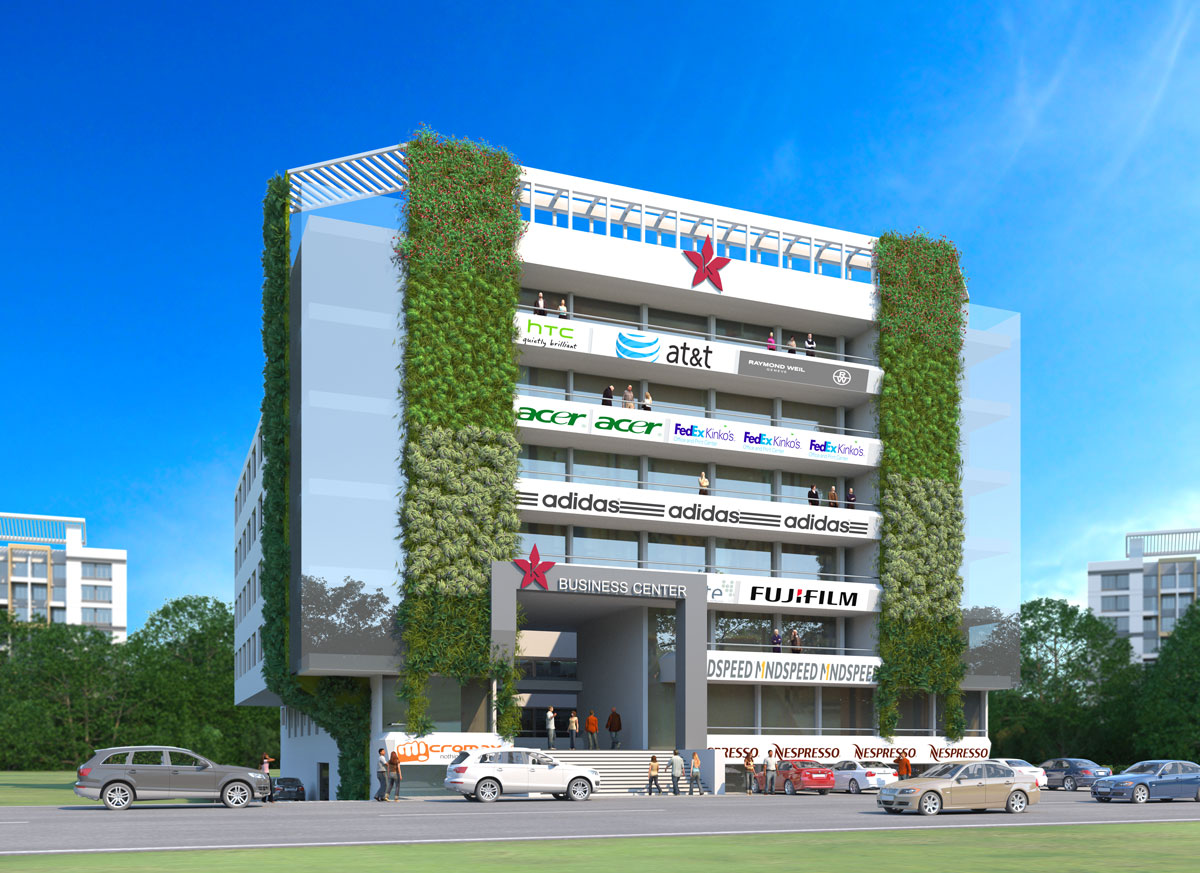 khivansara business center walunj