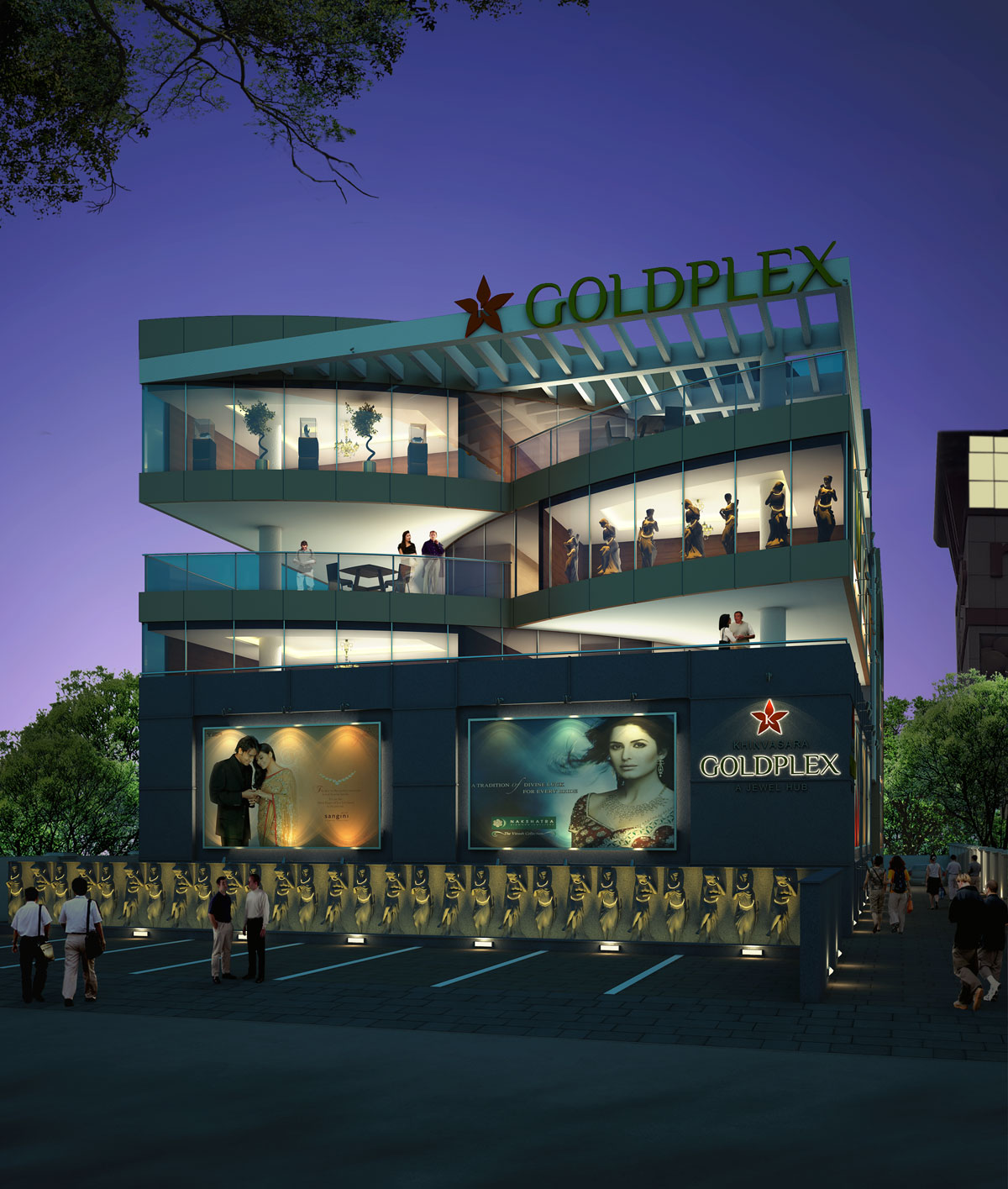 Goldplex Aurangabad